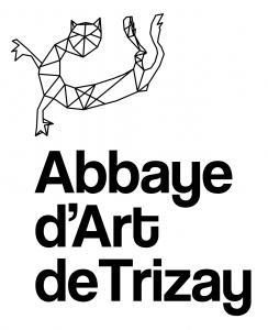 Logo de Abbaye romane centre d'Art de Trizay Association Loi 1901 /  non assujettie à la TVA