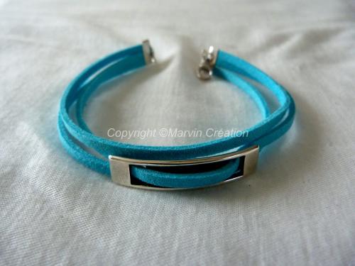 Bracelet homme (21 cm) Réf: BRH08142