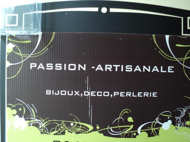 Actualité de pascale ducreux Passion-artisanale Troisième démarque