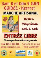 Actualité de Christine CHWALA La Couture de Mam' Marché Artisanal Breton-Polynésien
