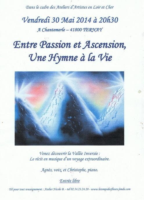 Actualit� de NICOLE BOURGAIT CONCEPT VEGETAL ATELIER OUVERT AU PUBLIC DE 10 H � 20 H