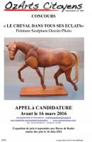 Concours de peinture, sculpture, ..... , facebook.com/ozartscitoyensrodez  association artistique