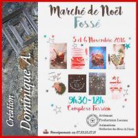 Marché de Noël Artisanal de Fossé ( à quelques kilomètres de Blois 41 ) , Agogué Dominique