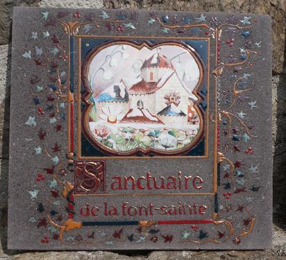 Sanctuaire de la Font-Sainte