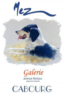 affiche - saintonge MEZ Cabourg