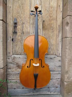 violoncelle d'après