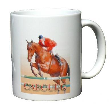 mug MEZ - Cabourg, l'obstacle
