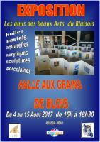 EXPOSITION DES AMIS DES BEAUX-ARTS DE BLOIS , RICHARD Gabriel