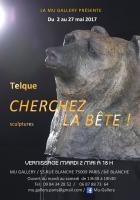 MU Galerie Paris , TELQUE chris