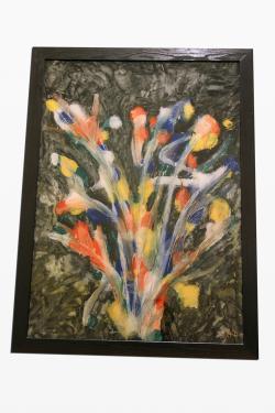CREATION   ~ Plexiglas Abstrait 59px ~  Acrylique  Dimension :    Les peintures sur plexiglas offrent des perspectives surprenantes par une technique de superposition des couleurs.   L'imaginaire, le hasard et l'expérience amènent mes ?uvres dans diverses directions artistiques.   C'est par un procédé original qui me contraint à travailler dans un ordre inverse que mes compositions prennent formes.  Site Web : www.albert-derriennic.frdescription