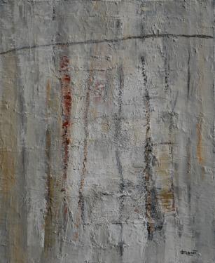 EMOTIONS huile sur toile 61 x 50 cm
