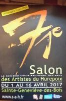 Actualité de Ann Dunbar 71ème Salon SAH