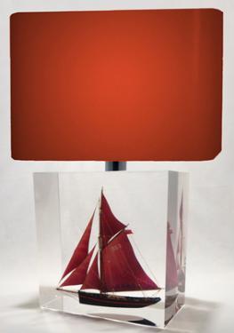 description Jolie-Brise Petite Lampe 15 x 15 cm