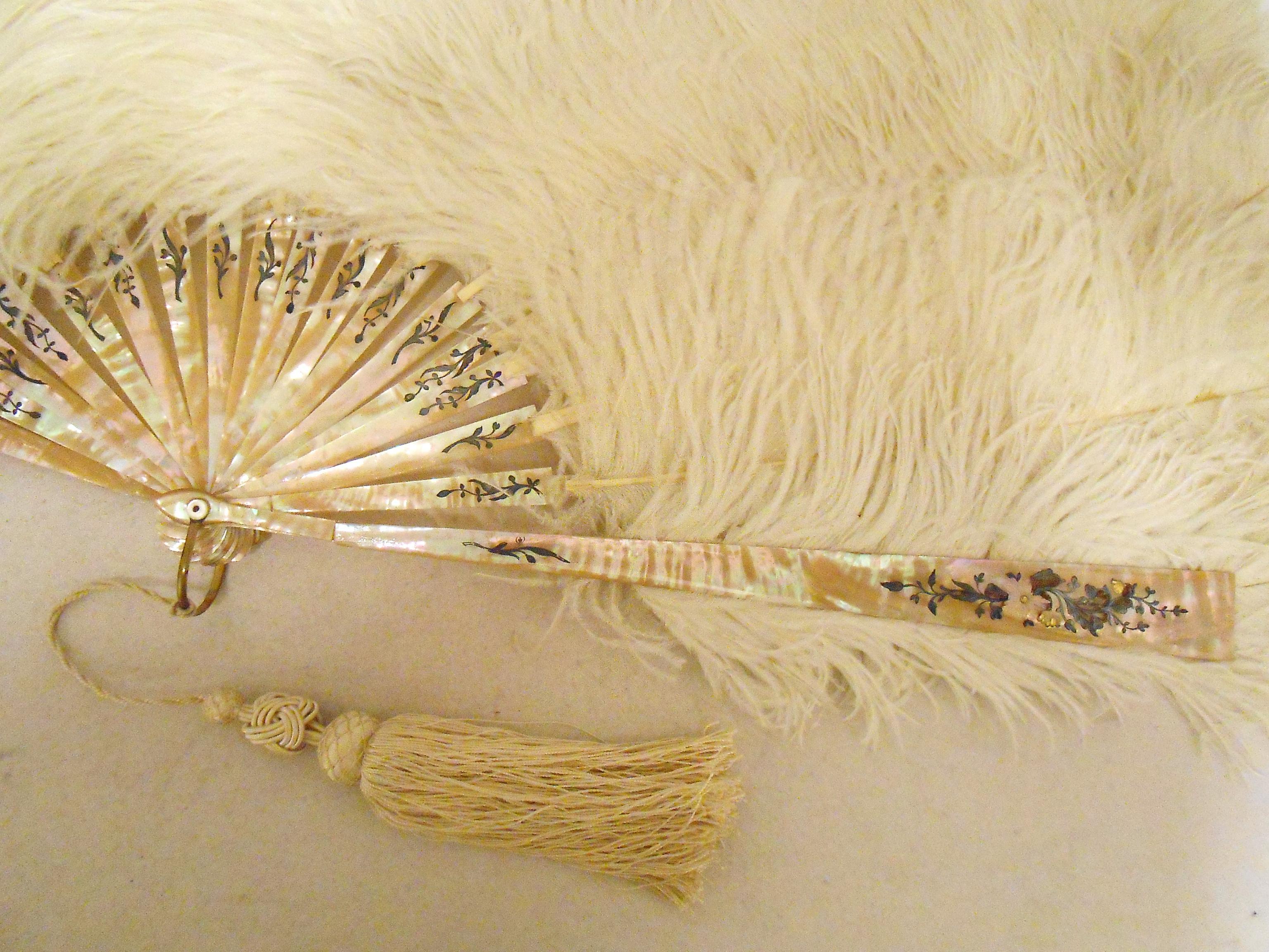 Actualité de Anne-Catherine Durand anne-catherine créations Eventail ancien de collection