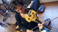Violon moderne , Julien Perey Luthier