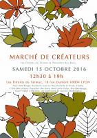 Marché de créateurs - Lyon Croix-Rousse - Les Enfants du Tarmac , L'Elfe  Mécanique Contrat CAPE
