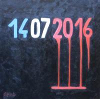 Vente aux enchères 4-auction  , francine D'oliveira Rezende artiste peintre