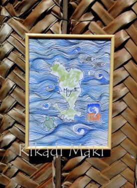 Maor�  Dimensions: env. 19x25cm