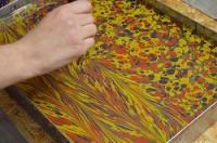 Initiation à l'art du papier marbré , POLE BIJOU