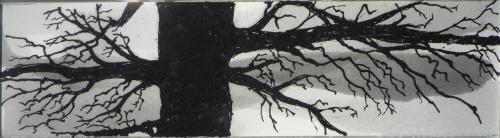 tronc d'arbre : 60x 240cm 1200euros statut : � vendre
