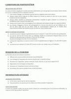 CHARTE DU SALON ART CHRETIEN ,  PRESBYTERE DE MONTOIRE SUR LOIR 10 ème - SALON D'ART CHRETIEN