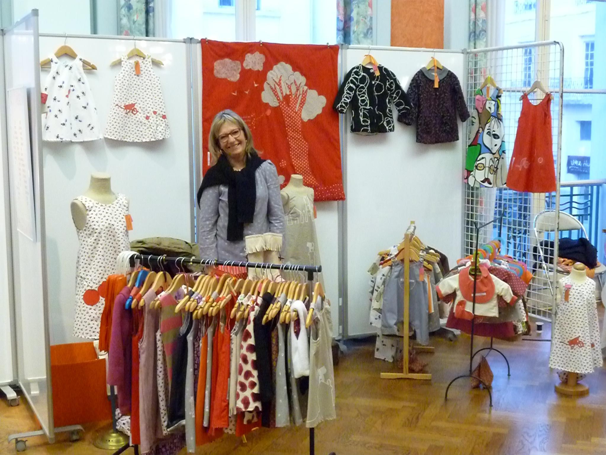 Actualité de Valérie Bourdon Bout d'Choco Un trés beau salon à Angers