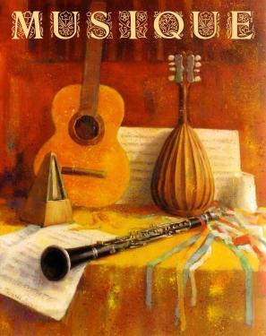 carte MEZ - musique!