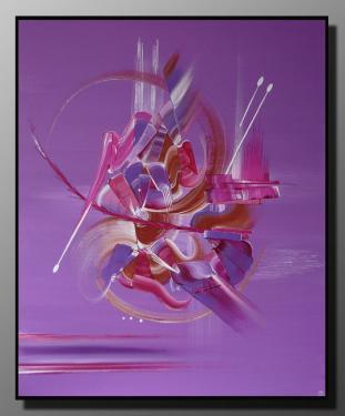 ESPERANCE Taille : 65X80 Peinture abstraite   Acrylique au couteau/pinceau Toile sur châssis bois Cotation Drouot Site officiel : http://www.mapeinturesurtoile.com Prix : me contacter