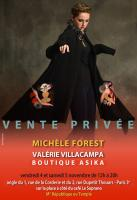 Actualité de Valérie Villacampa Asika VENTE PRIVEE