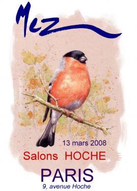 affiche - Paris Hoche