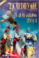 La médiévale de Brir Comte Robert , ariane chaumeil Ar'Bords Essences - A la Guilde du Dragon de Verre