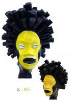 Salon des Arts afrocaribéens , K-BÔ Jean Claude ARTISTE CARIBA