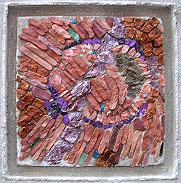 Briques,purpurit,divers 40x40