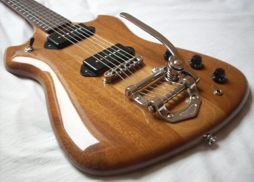 vibrato type Bigsby B5