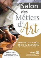 Actualité de Théodore Ogereau Rotary Club de Rambouillet Salon des métiers d'Art de Rambouillet - 2019