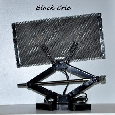 Black Cric, en vente chez Renc'art à Bourges