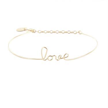 Love Bracelet  disponible aussi en version argent
