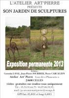 jardin de sculptures , Atelier Art' Pierre