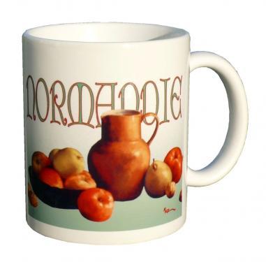 mug MEZ - Normandie