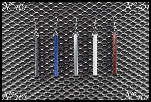 Bijoux aluminium N°101 Plusieurs couleurs disponibles