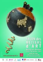 Actualité de ATELIER DE SYLVIE Salon des Métiers d'art de l'Ain