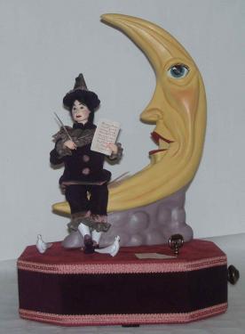 Pierrot a la lune
