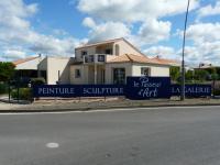 Actualité de Ruiz Marie Sculpteur Galerie Le Passeur d'art Les Sables d'Olonne...