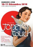 JAPAN TOUCH LYON , L'Elfe  Mécanique Contrat CAPE