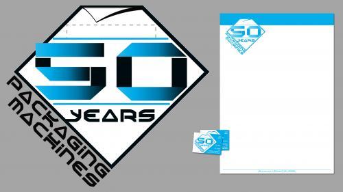 Pack complet: Logo sur mesure, Cartes de visites sur mesure et Papier à en-tête assorti.