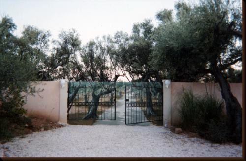 faux portail