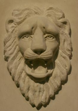 t�te de lion pour fontaine