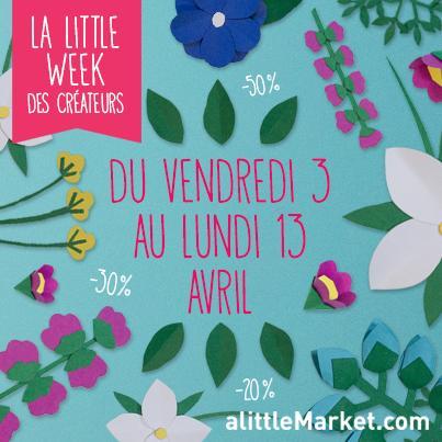 Actualité de pascale ducreux Passion-artisanale La little week