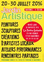 Actualité de   Christine Paquereau Jardin Artistique - 4e édition