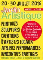 Jardin Artistique - 4e �dition ,   Christine Paquereau